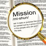 Misión, visión y estrategia corporativas
