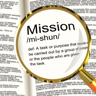 estrategia de operaciones misión