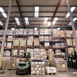 Cómo influye la gestión de almacén sobre la cadena de suministro