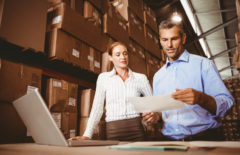 Análisis de procesos, gestión lean y cadena de suministros