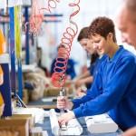 Métodos de producción industrial: la producción intermitente