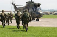 Transformaciones y retos de futuro en la logística militar
