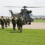 Transformaciones y retos de futuro en la lógistica militar