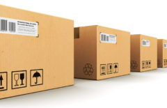 Entrega de mercancías Standard Intl' Postage