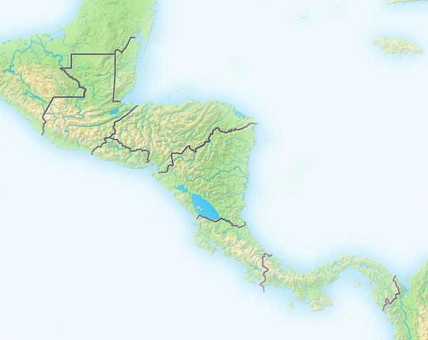 proceso de integración mesoamericano