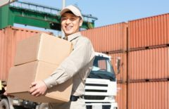 Standard int'l shipping: un formato adecuado para pequeña importación