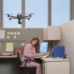 El uso de drones pequeños en operaciones de seguimiento