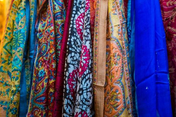 logística textil