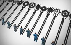 Software y automatización en el procesamiento de transacciones