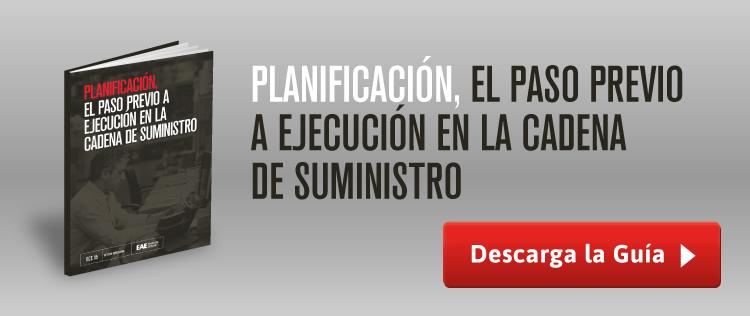 planificacion ejecucion supply chain