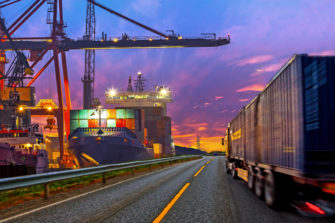 cadena de suministro logistica