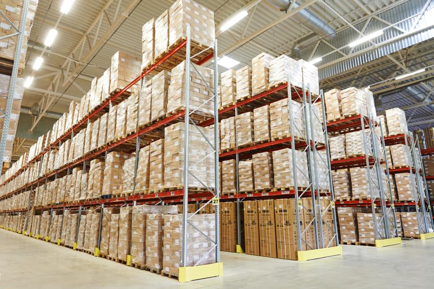 almacenaje y distribucion