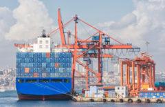 Globalización, seguridad y transporte de contenedores
