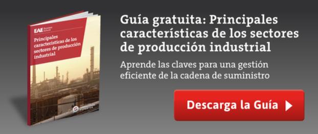POST - TOFU - Sectores producción industrial