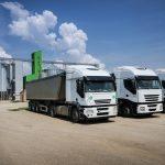 El transporte de alimentos. Tema clave en la logística de una empresa