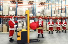 Historias reales de navidad y logística