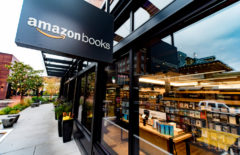 La estrategia omnichannel del Amazon: Amazon Books y alimentación Amazon