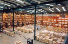 El cross docking en la gestión de proyectos logísticos