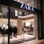 cadena de suministro de Zara