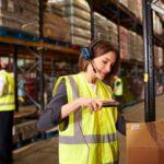 La optimización en la gestión de almacenes