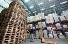 La unitarización de carga en logística