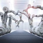 Almacén logísitico: así es la convivencia entre robots y humanos