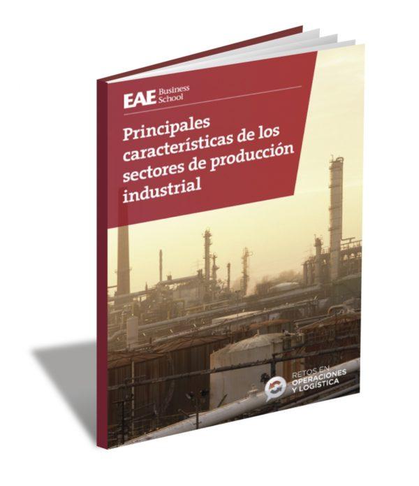 Sectores producción industrial