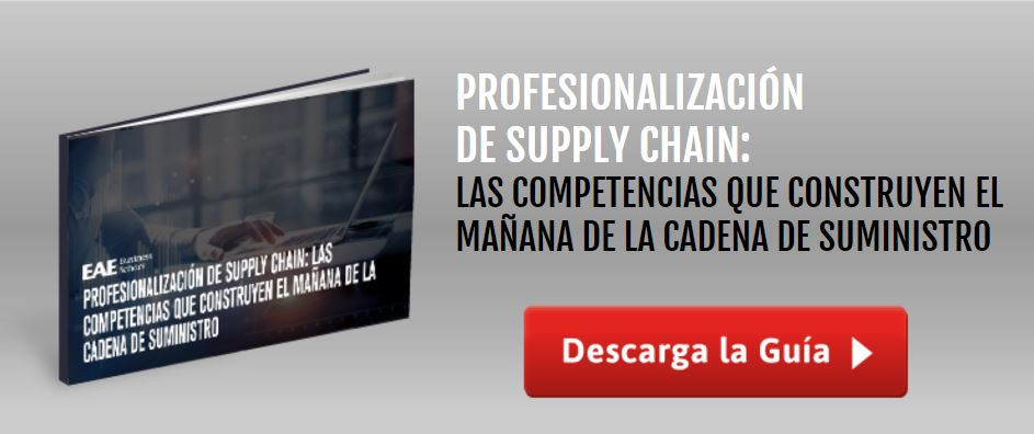 Profesionalización en Supply Chain