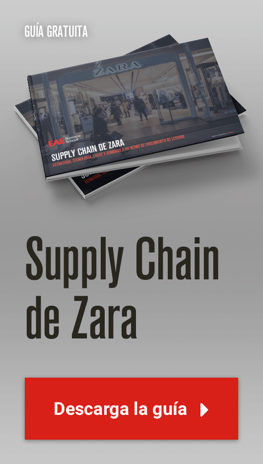 Supply Chain de Zara