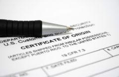 Todo lo que necesitas saber del Certificado de Origen
