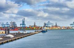 Soluciones para aumentar la eficiencia de los puertos comerciales