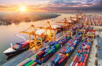 empresas de transporte marítimo