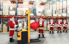 Campaña de Navidad: 6 pistas para no perder el control logístico