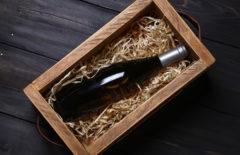 Exportación de vino en España en datos
