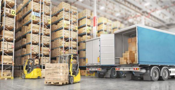 logistica de aprovisionamiento