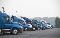 Tipos de camiones más eficientes y sostenibles