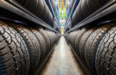 Almacenamiento de neumáticos: normativa y consejos