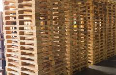 Tipos de palets para una cadena de suministro sostenible